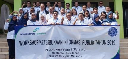 Angkasa Pura I Selenggarakan Workshop Keterbukaan Informasi Publik